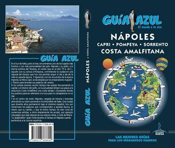 "Nápoles Guía Azul 2018 ""Capri. Pompeya. Sorrento. Costa Amalfitana"""