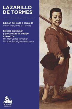 """Lazarillo de Tormes """"Edición del texto a cargo de Victor García de la Concha"""""""