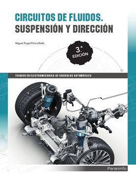 Circuitos de fluidos. Suspensión y dirección  3ª Edición 2018