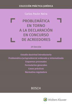 Problemática en torno a la declaración en concurso de acreedores (2.ª Edición) 2018