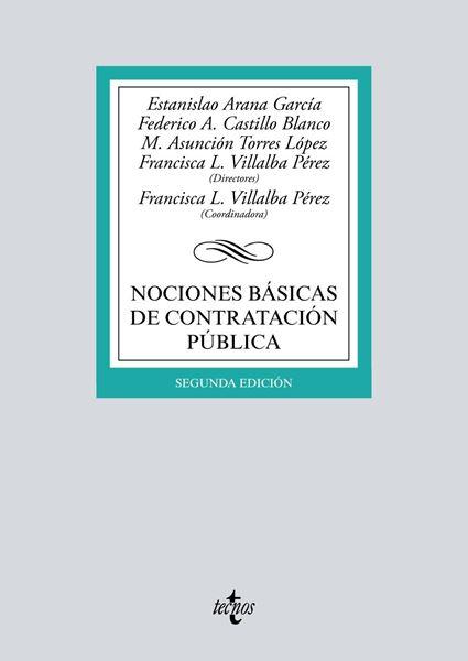 Nociones básicas de contratación pública 2º ed, 2018