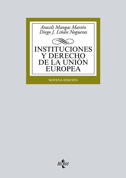 Instituciones y Derecho de la Unión Europea 2016