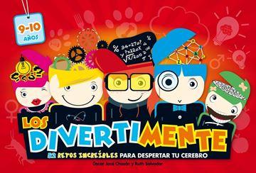 """Los Divertimente (9-10 Años) (Los Divertimente) """"52 Retos Increíbles para Despertar tu Cerebro"""""""