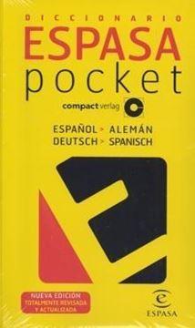 Diccionario Espasa Pocket Español Alemán