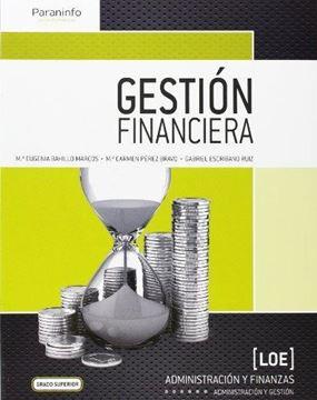 """Gestión Financiera. """"Cfgs Administración y Finanzas"""""""