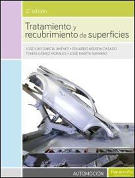 Tratamiento y recubrimiento de superficies 2.ª edición