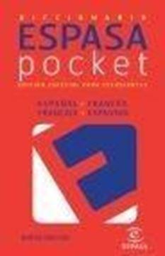 Diccionario Espasa pocket español/francés; français/espagnol