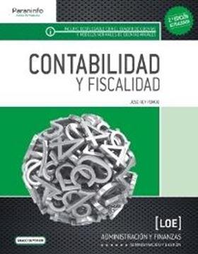 """Contabilidad y Fiscalidad """"Cfgs Administración y Finanzas"""""""