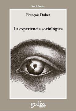 Experiencia sociológica, La