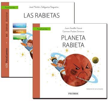 Guía: Las rabietas + Cuento: Planeta Rabieta