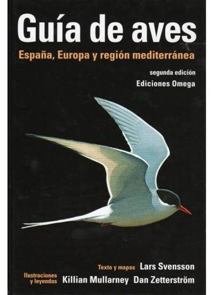 Guía de Aves. España, Europa y Región Mediterránea