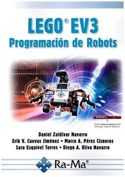 Lego EV3. Programación de robots