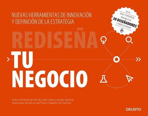 """Rediseña tu negocio """"Nuevas herramientas de innovación y definición de la estrategia"""""""