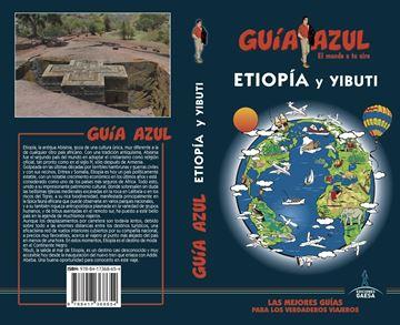 Etiopía y Yibuti Guía Azul 2018