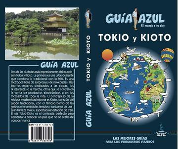 Tokio y Kioto Guía Azul 2018