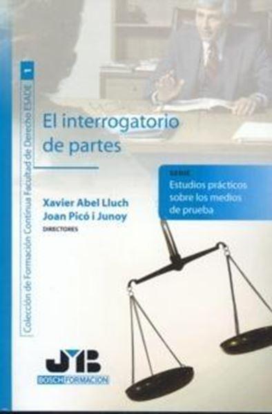 """Interrogatorio de partes, El """"Estudios prácticos sobre los medios de prueba"""""""