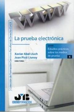 Prueba electrónica, La