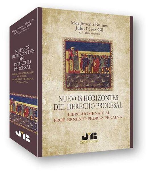 """Nuevos horizontes del Derecho procesal """"Libro-Homenaje al Prof. Ernesto Pedraz Penalva"""""""