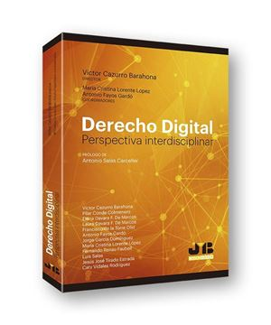 "Derecho Digital ""Perspectiva interdisciplinar"""
