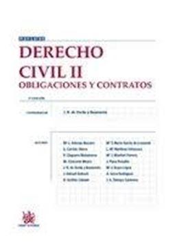 """Derecho civil II 2015 """"Obligaciones y contratos"""""""