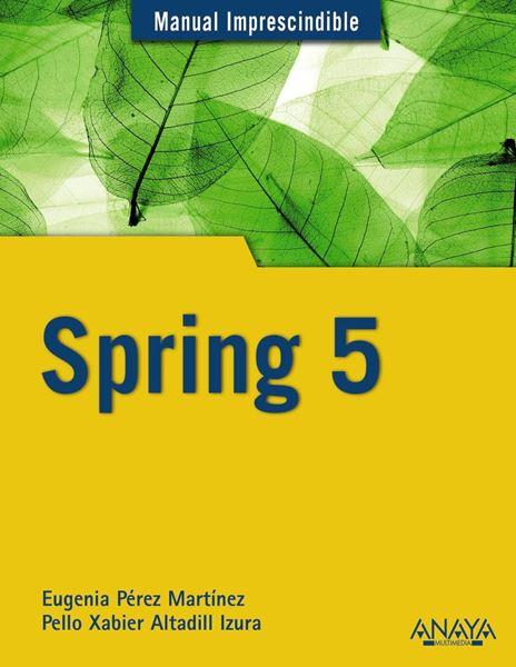 "Spring 5 ""Manual imprescindible"""