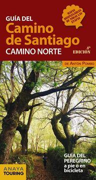 Guía del Camino de Santiago. Camino Norte 2018