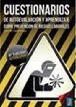 Cuestionarios de autoevaluación y aprendizaje sobre prevención de riesgos laborales