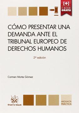 Cómo presentar una demanda ante el tribunal europeo de derechos humanos
