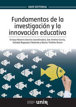 Fundamentos de la investigación y la innovación educativa