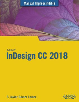 "InDesign CC 2018 ""Manual imprescindible"""