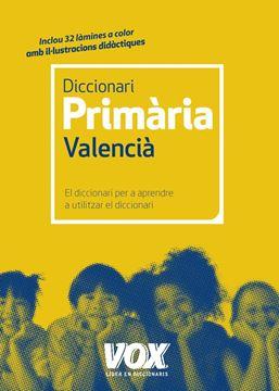Diccionari primària valencià
