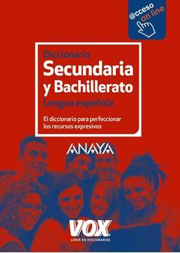Diccionario de Secundaria y Bachillerato Lengua Española
