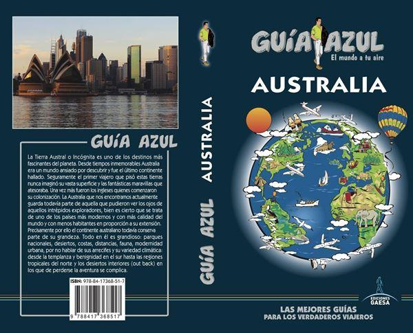 Australia Guía Azul 2018