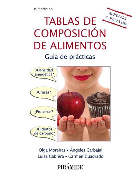 """Tablas de composición de alimentos """"Guía de prácticas"""""""