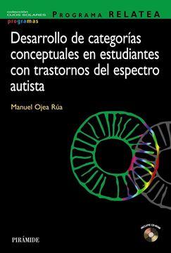 PROGRAMA RELATEA. Desarrollo de categorías conceptuales en estudiantes con trastornos del espectro autis