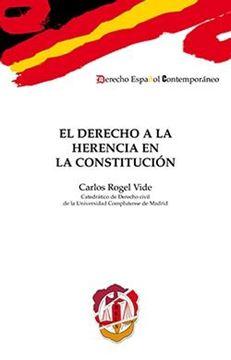 Derecho a la herencia en la Constitución, El