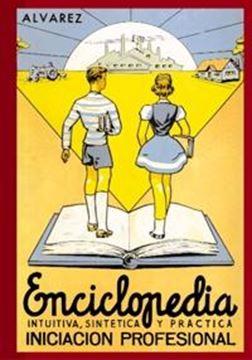 """Enciclopedia de Inciación Profesional """"Enciclopedia Álvarez"""""""