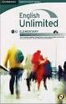 English Unlimited For Spanish Speakers, Elementary. Coursebook With E-Portfolio