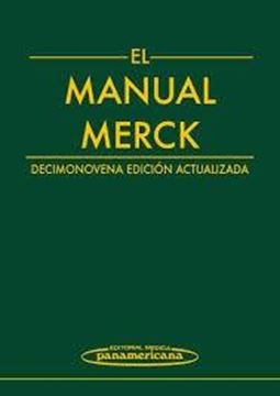 Manual Merck, El. (2013)