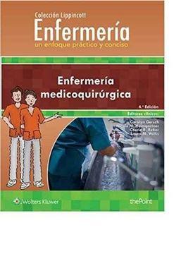 """Enfermeria médico quirurgica """"Un enfoque práctico y conciso"""""""