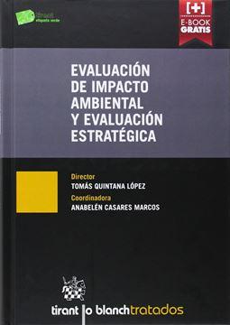 Evaluación de Impacto Ambiental y Evaluación Estratégica (+E-Book Gratis)