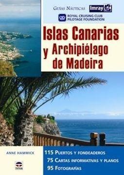 Guías Náuticas Imray  de Islas Canarias y Archipiélago de Madeira