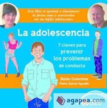 """Adolescencia, La """"Siete Claves para Prevenir los Problemas de Conductua."""""""