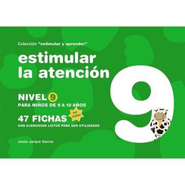 Estimular la atención: nivel 9 : para niños de 9 a 10 años