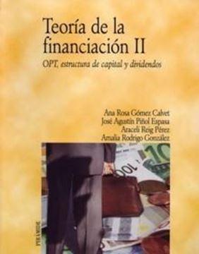 Teoría de la financiación II