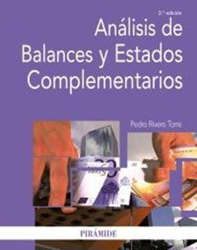 Análisis de Balances y Estados Complementarios