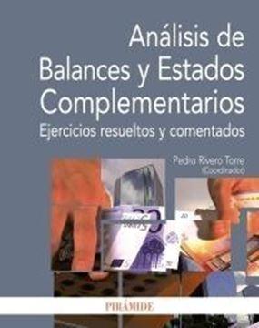 """Análisis de Balances y Estados Complementarios """"Ejercicios Resueltos y Comentados"""""""