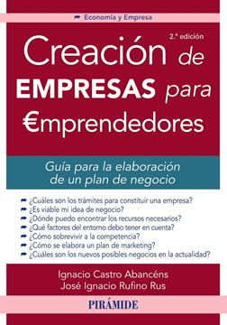 Creación de empresas para emprendedores