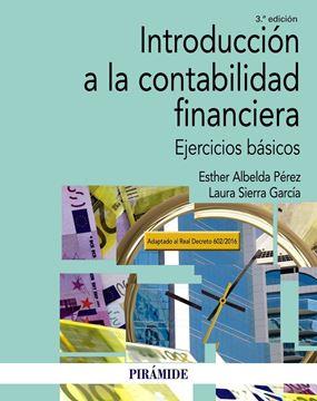 """Introducción a la contabilidad financiera """"Ejercicios básicos"""""""