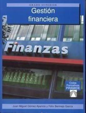 Gestión financiera grado superior